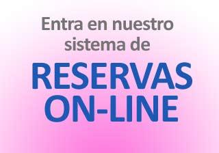Entra en el sistema de reserva de pista de padel on-line. Padel indoor Seseña